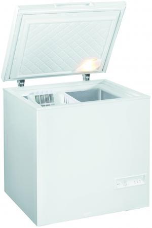 лучшая цена Морозильный ларь Gorenje FH21BW белый