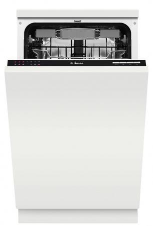 Встраиваемая посудомоечная машина Hansa ZIM 436 EH белый ролик tellure rota 784102