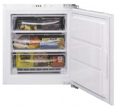 Встраиваемая морозильная камера Hotpoint-Ariston BFS 1222.1 белый цена