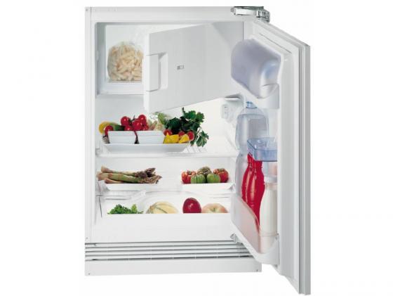 Встраиваемый холодильник Hotpoint-Ariston BTSZ 1632/HA белый все цены
