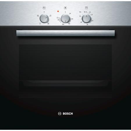 Электрический шкаф Bosch HBN211E4 серебристый