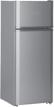 Холодильник Liebherr CTPsl 2541 белый двухкамерный холодильник liebherr cuwb 3311