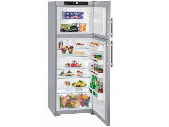 Холодильник Liebherr CTPesf 3016 серебристый двухкамерный холодильник liebherr ctpesf 3016 ctpesf 30160