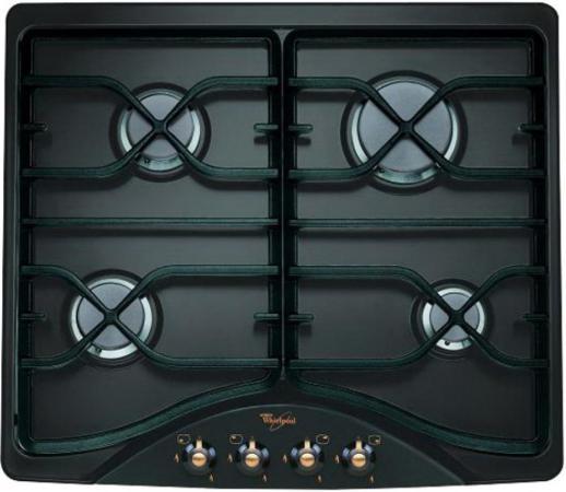 Варочная панель газовая Whirlpool AKM 528 NA черный whirlpool akm 274 ix