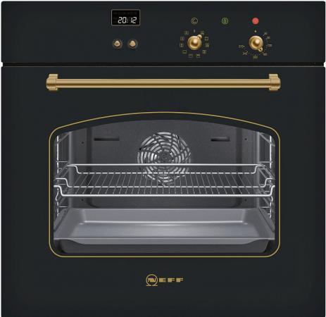 Электрический шкаф NEFF B15M42C3 черный neff d46ed52x0