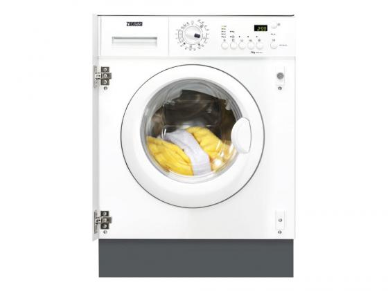 Стиральная машина Zanussi ZWI71201WA белый  стиральная машина встраиваемая zanussi zwi71201wa белый