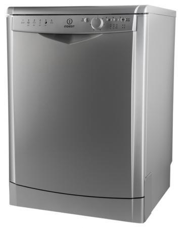Посудомоечная машина Indesit DFG 26B1 NX EU серебристый цена и фото