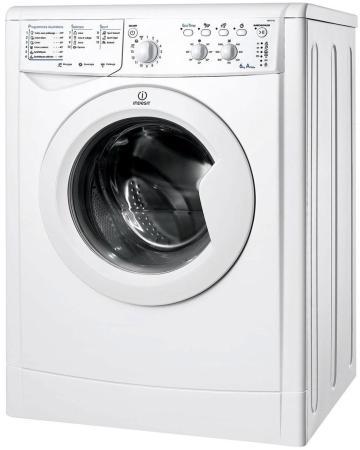 Стиральная машина Indesit IWSC 6105 CIS белый indesit iwb 5103 cis