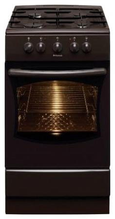 Комбинированная плита Hansa FCMB53020 коричневый