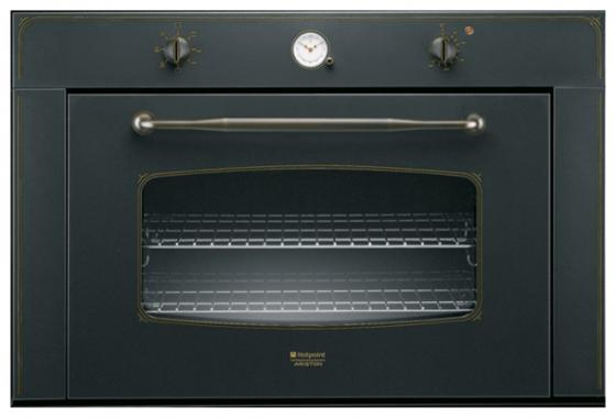 Электрический шкаф Hotpoint-Ariston MHR 940.1 AN HA S черный hotpoint ariston 7oftr 850 an