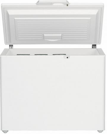 Морозильный ларь Liebherr GTP 3126-26 001 белый цена и фото
