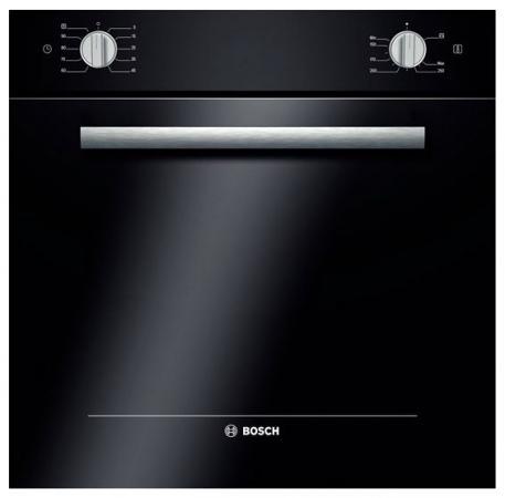 Газовый шкаф Bosch HGN 10G060 черный bosch hgn 10g050