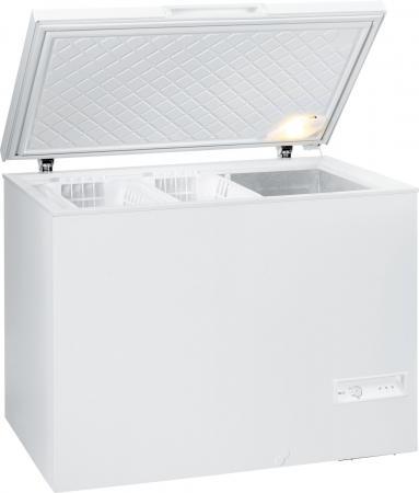 Морозильный ларь Gorenje FH33BW белый морозильный ларь бирюса б 260к