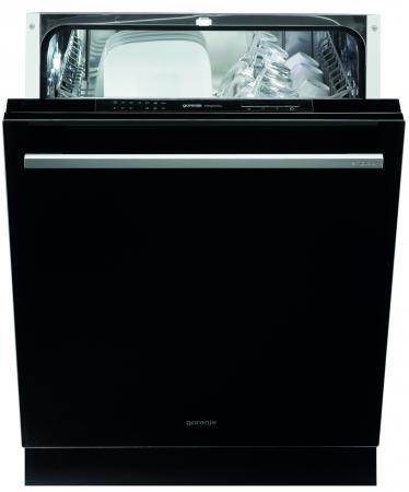 Посудомоечная машина Gorenje GV6SY2B чёрный gv r5876p 2gd b купить