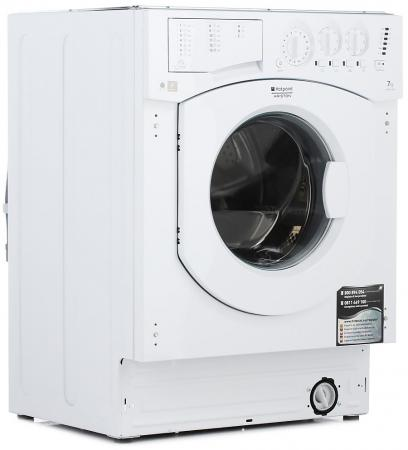 Стиральная машина Ariston AWM 108 (EU).N белый встраиваемая стиральная машина hotpoint ariston awm 108