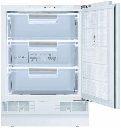 Морозильная камера Bosch GUD15A50RU белый морозильная камера shivaki sfr 185w