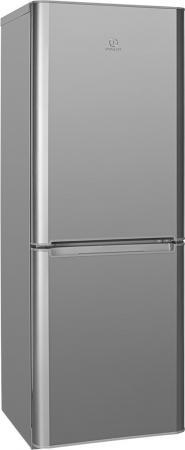 Холодильник Indesit BIA 16 S серебристый indesit bia 16 t
