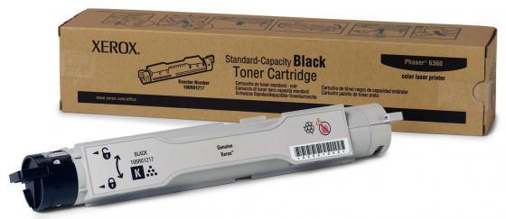 Картридж Xerox 106R01217 для Phaser 6360 черный 9000стр картридж xerox 006r01693 для docucentre sc2020 черный 9000стр