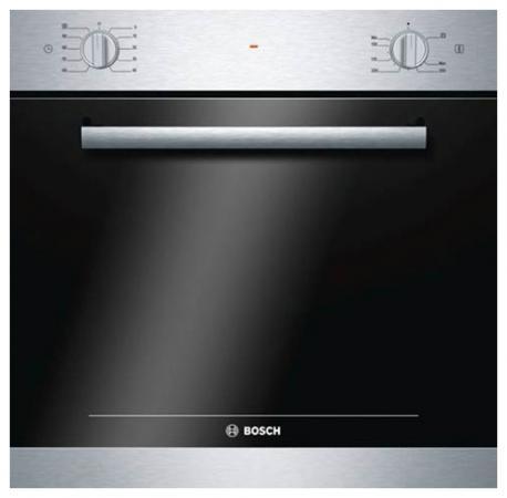 Газовый шкаф Bosch HGN10G050 серебристый