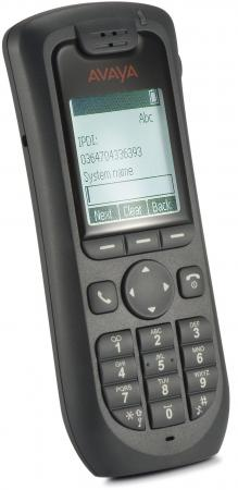 Телефон IP Avaya 3720 черный 700466105