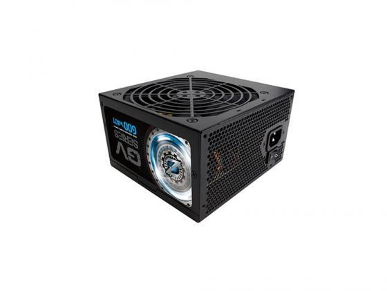 Фото - Блок питания ATX 600 Вт Zalman ZM600-GV блок питания accord atx 1000w gold acc 1000w 80g 80 gold 24 8 4 4pin apfc 140mm fan 7xsata rtl