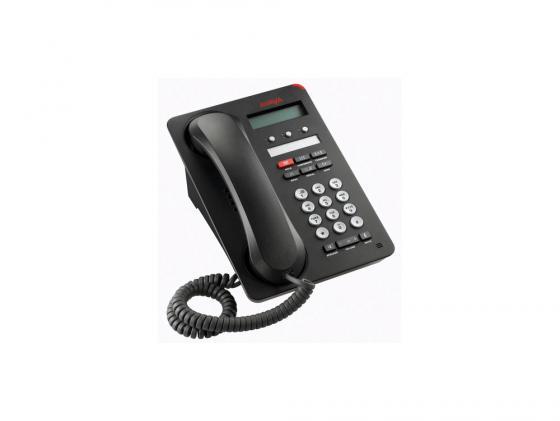 Телефон IP Avaya 1603-I черный 700508259 цена и фото