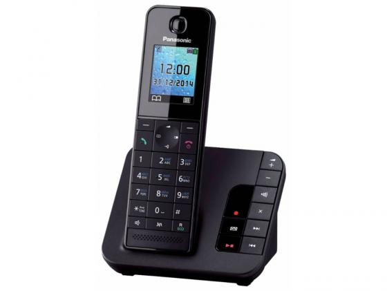 Радиотелефон DECT Panasonic KX-TGH220RUB черный радиотелефон