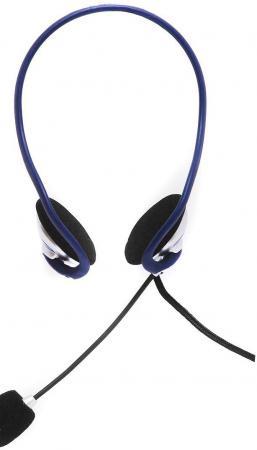 Гарнитура Dialog M-460HV сине-черный