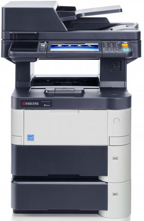 МФУ Kyocera Ecosys M3040IDN ч/б A4 40ppm 1200x1200 dpi 1024Mb Duplex USB 2.0 Ethernet (замена FS-3040MFP+)