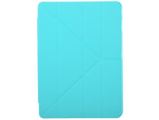 Чехол IT BAGGAGE для планшета Samsung Galaxy tab4 10.1 искусственная кожа бирюзовый ITSSGT4101-6 it baggage чехол для samsung galaxy tab e 8 black