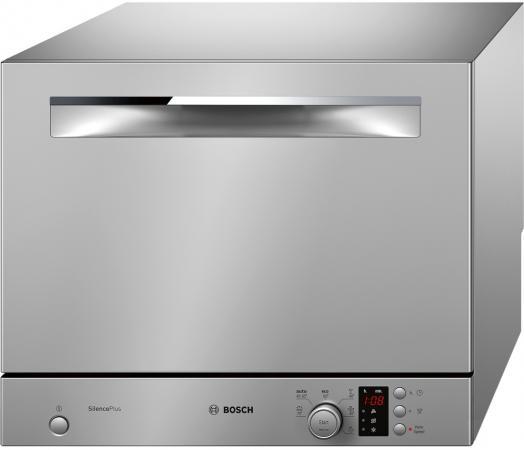 Посудомоечная машина Bosch SKS 62E88RU серебристый
