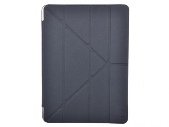Чехол IT BAGGAGE для планшета SAMSUNG Galaxy Tab4 10.1 Hard case искусственная кожа черный с прозрачной задней стенкой ITSSGT4101-1 чехол it baggage для планшета samsung galaxy tab4 10 1 hard case искус кожа бирюзовый с тонированной задней стенкой itssgt4101 6