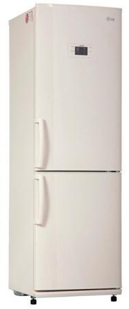 Холодильник LG GA-B409 UEQA бежевый lg ga b409 smca