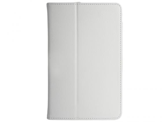 Чехол IT BAGGAGE для планшета ASUS Fonepad 7 ME175CG/ME172V искусственная кожа белый ITASME1752-0 чехол для планшета it baggage для fonepad 7 fe380 черный itasfp802 1 itasfp802 1