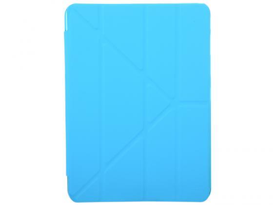 """Чехол IT BAGGAGE для планшета Samsung Galaxy Tab4 10.1"""" искусственная кожа синий ITSSGT4101-4 стоимость"""