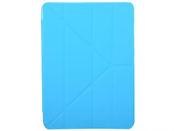 Чехол IT BAGGAGE для планшета Samsung Galaxy Tab4 10.1 искусственная кожа синий ITSSGT4101-4 чехол для планшета samsung flat screen protector p7500 p7510 p5100 p5110 n8000 n8010