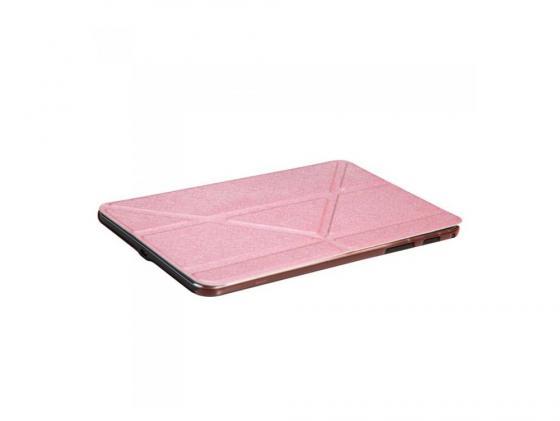 """Чехол IT BAGGAGE для планшета Samsung Galaxy Tab4 8"""" Hard case искусственная кожа красный ITSSGT4801-3 все цены"""