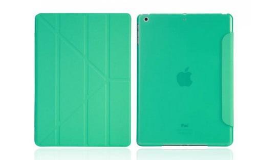 купить Чехол IT-Baggage ITIPAD501-6 для iPad Air зеленый недорого