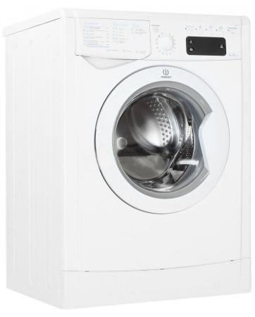 Стиральная машина Indesit IWE 6105 B белый