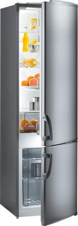 Холодильник Gorenje RK 41200 E серебристый холодильник gorenje rk 41200 e серебристый