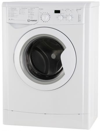 Стиральная машина Indesit IWSD 6105В CIS белый