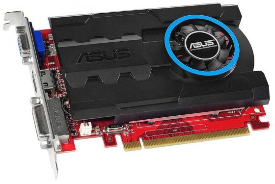 Видеокарта 1024Mb ASUS R7 240 PCI-E 64bit GDDR3 DVI HDMI DP CRT R7240-1GD3 Retail видеокарта 2048mb powercolor r7 240 pci e dvi hdmi axr7 240 2gbk3 hv2e oc oem