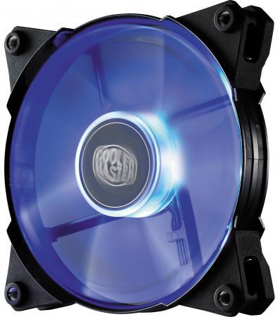 Вентилятор Cooler Master Jetflo 120 Blue R4-JFDP-20PB-R1 120mm 800-2000rpm цена и фото