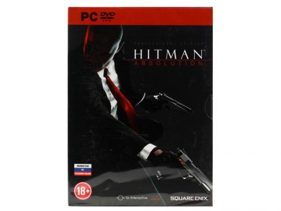 Игра Hitman Absolution PC Digipack русская версия