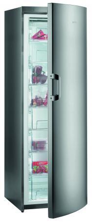 Морозильная камера Gorenje F6181AX серебристый цена и фото