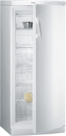 Морозильная камера Gorenje F6245W белый морозильная камера shivaki sfr 185w