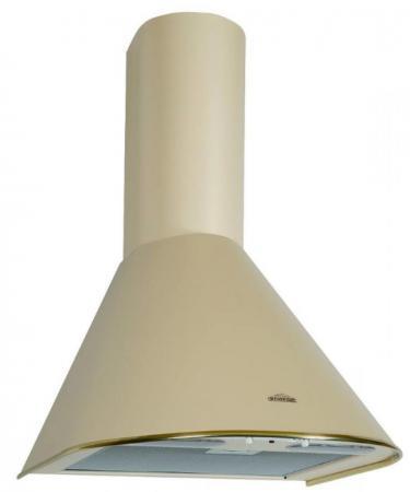 Вытяжка каминная Elikor Эпсилон 50П-430-П3Л ваниль каминная вытяжка elikor сатурн м 50 ваниль ваниль зол