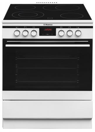 Электрическая плита Hansa FCCW68225 белый цена и фото