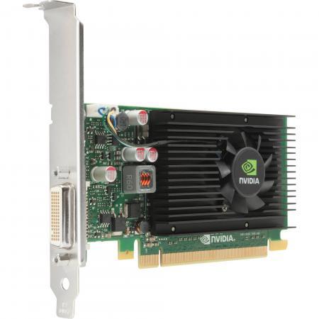 Видеокарта 1024Mb HP NVS 315 PCI-E GDDR3 DVI E1U66AA Retail