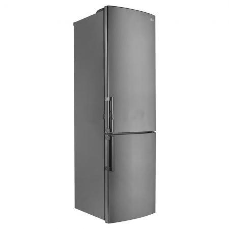 Холодильник LG GA-B489YMCZ серебристый холодильник lg ga b489yaqz серебристый